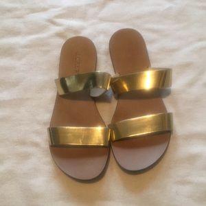 J. Crew Boardwalk Sandals